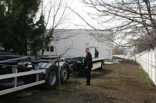 Vehicule colectare si transport deseuri